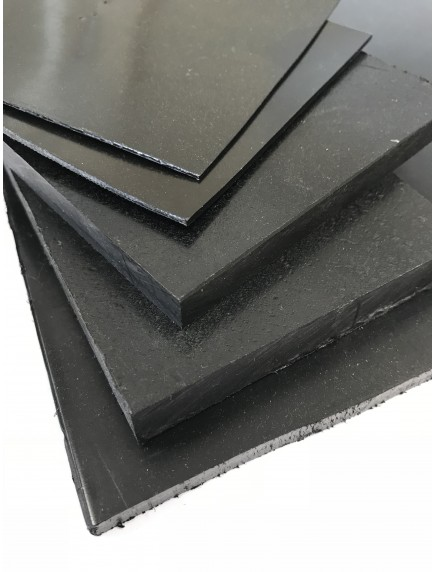 Листовой полиэтилен ПНД 1,5*1500*3000 Чёрный