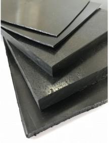 Листовой полиэтилен ПНД 8*2000*3000 Чёрный