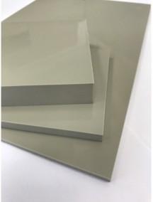 Листовой полиэтилен ПНД 4*2000*3000 Белый-Натуральный