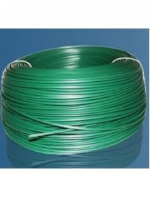 Сварочный пруток для полиэтилена ПНД 4 мм Круглый зелёный