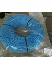 Сварочный пруток для полипропилена ПП 4 мм Круглый голубой