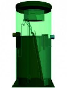 Септик для дачи Ital Antey-3