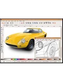 Разработка модели в векторном формате