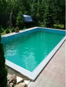 Бассейн для дачи 3,0*2,5*1,5 (д*ш*г) 8 мм
