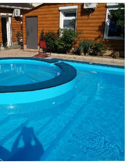 Бассейн для дачи 3,5*2,0*1,5 (д*ш*г) 8 мм толщ.